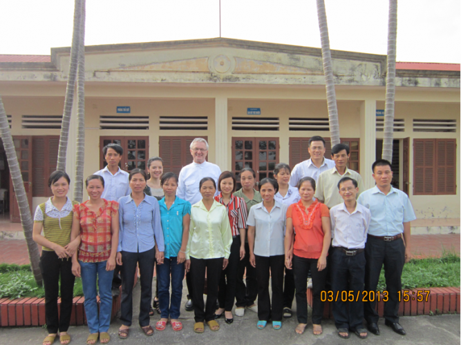Participants of 1st SMAP-Workshop