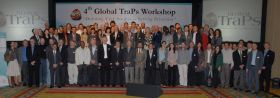 Participants at the Global TraPs 2012 Workshop IV in El-Jadida